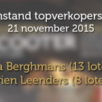 Topverkopers loterij 21 november 2015