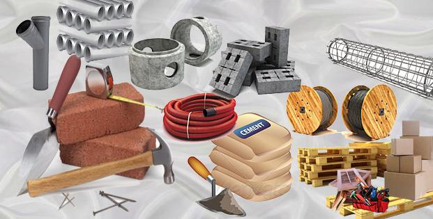Materialen en gereedschappen gevraagd