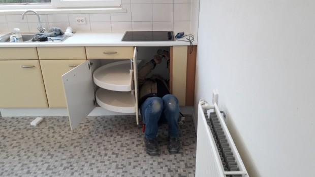 Mijlpaal, afsluiting fase 1: appartement bewoond